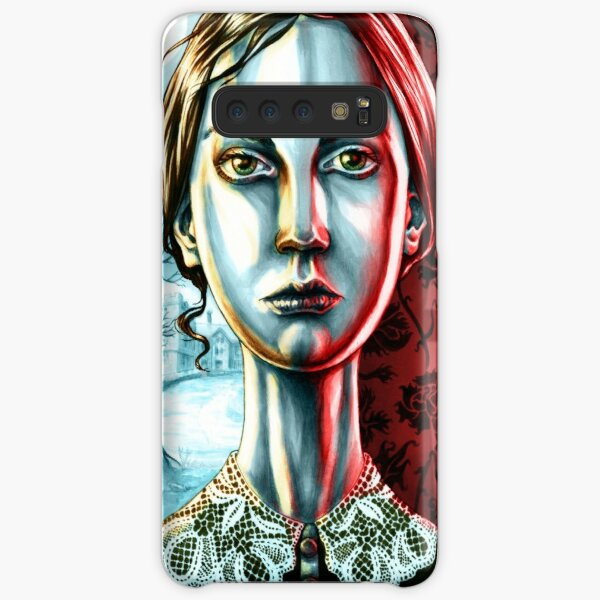 Jane Eyre by Charlotte Brontë Samsung Galaxy Snap Case