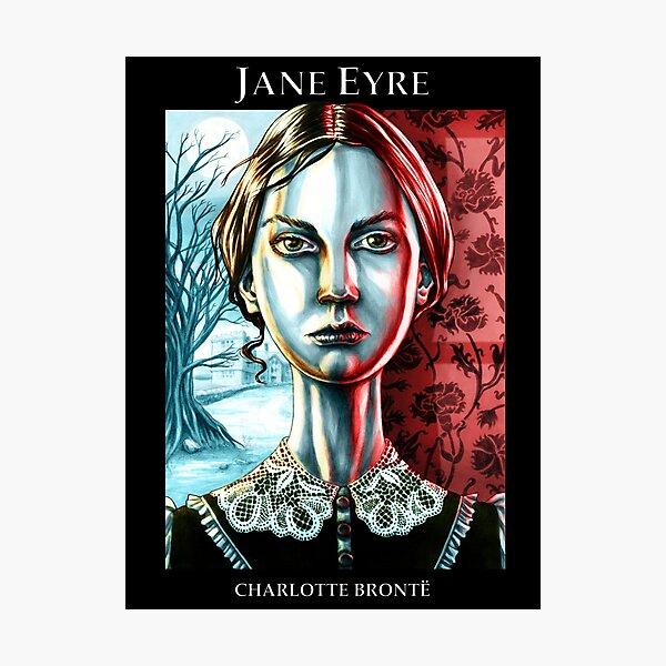 Jane Eyre by Charlotte Brontë Photographic Print