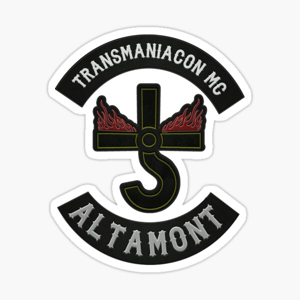 Transmaniacon Sticker