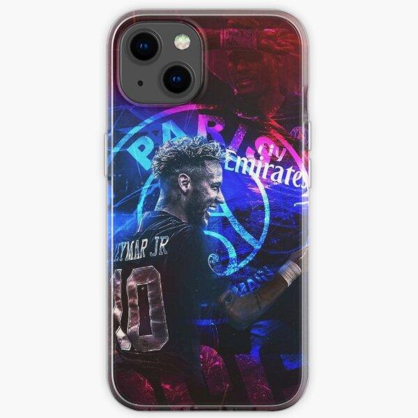Art Neymar Wallpaper iPhone Soft Case