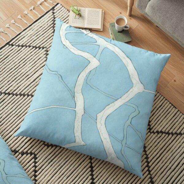 Brittle Bones Floor Pillow