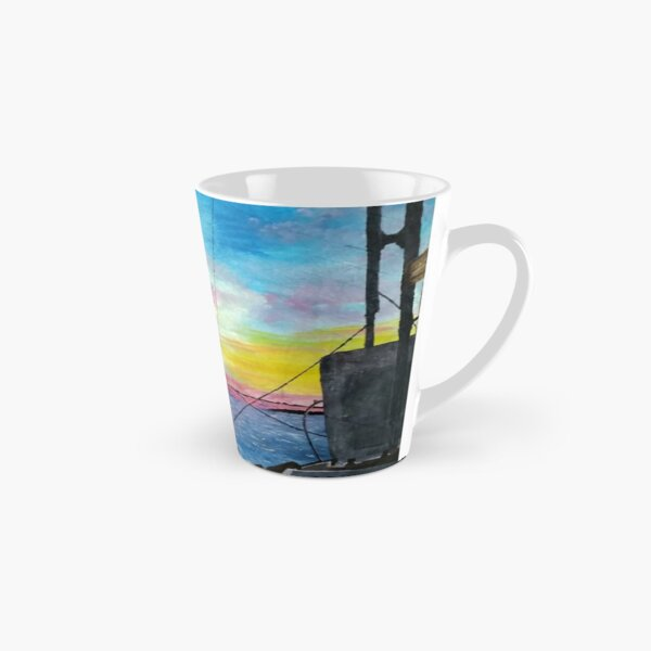 Art of the Sail: At The End of the Day Tall Mug