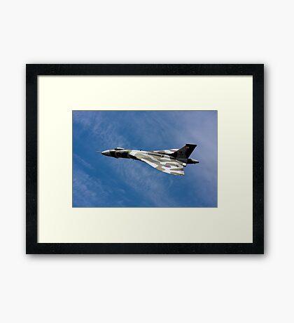 Vulcan Pass Framed Print