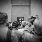 Mona Lisa by laurentlesax