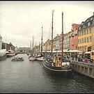 Copenhagen Old Town Centre - Denmark by mikequigley