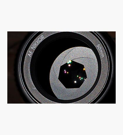 Fifty mil aperture stars Photographic Print
