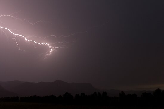 Lightning Two by Withns