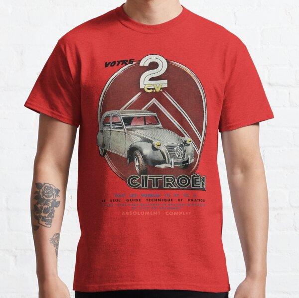 CITROEN 2CV T-shirt classique