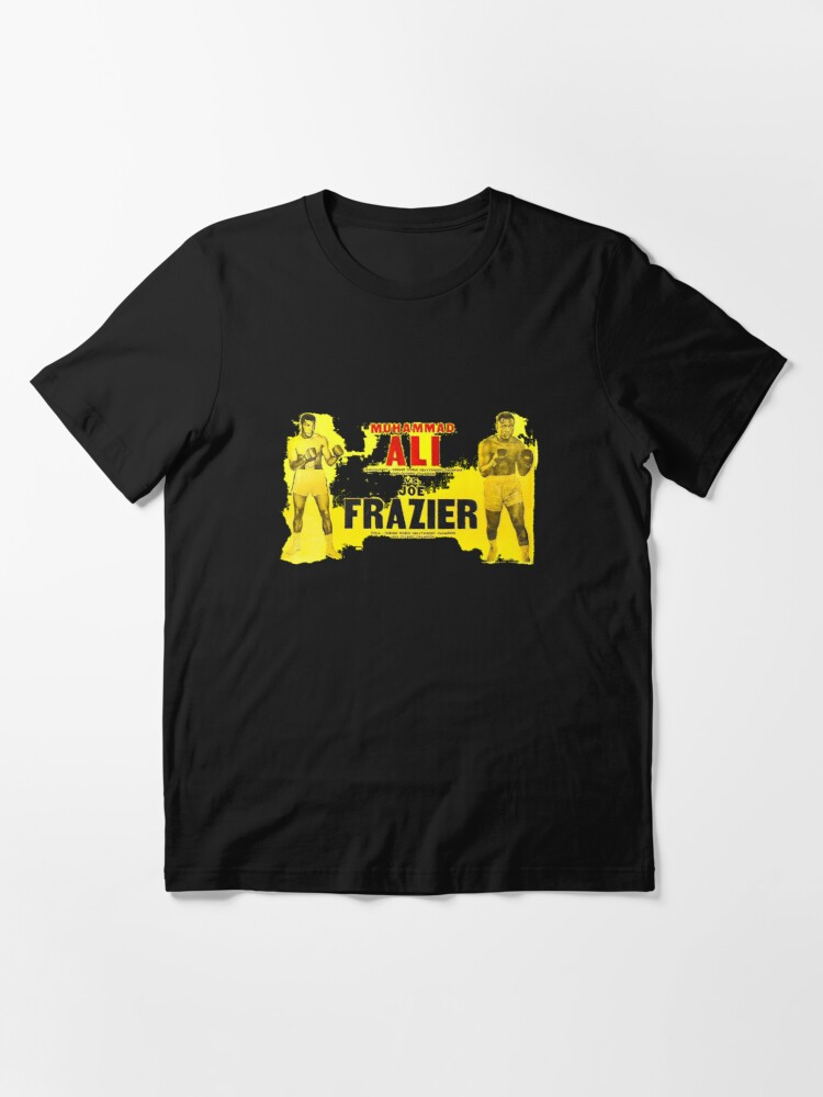 Alternate view of Ali-Frazier Fight Essential T-Shirt