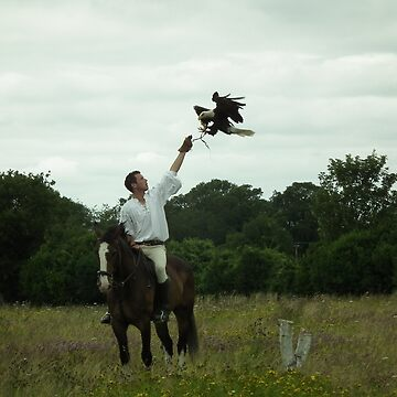 Medieval England - Falconer by hartrockets