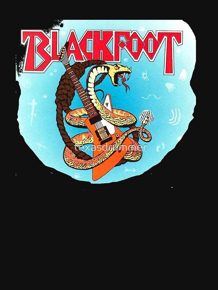 Blackfoot by texasdrummer