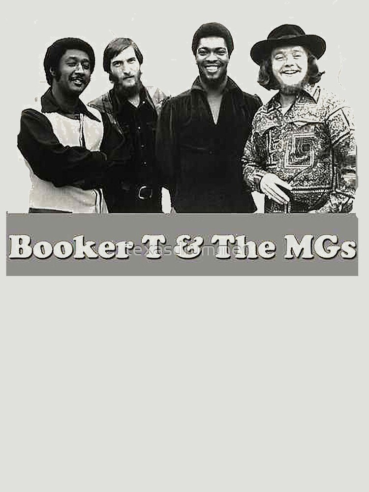 Booker T & The MG'S by texasdrummer