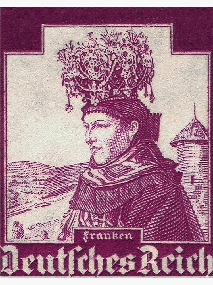 Franken trachten...Franconia Folk Costume  by edsimoneit