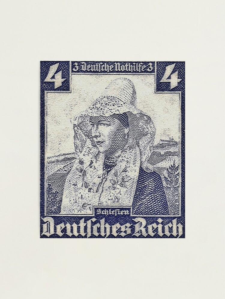 Alternate view of Schlesien Trachten..Silesia Folk Costume Photographic Print