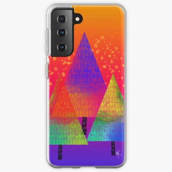 Neon Green Samsung Galaxy Soft Case
