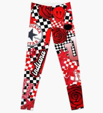 Legging indiana game day leggings!!