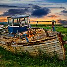 Old and Rusty by Brian Tarr