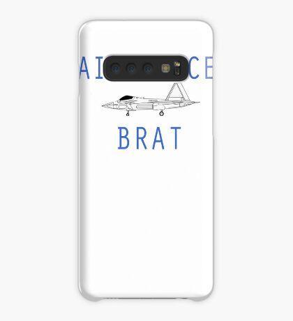 F-22 Air Force Brat Case/Skin for Samsung Galaxy
