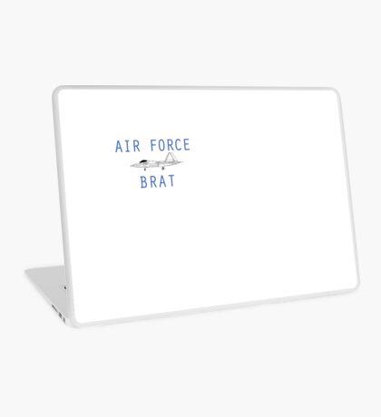 F-22 Air Force Brat Laptop Skin