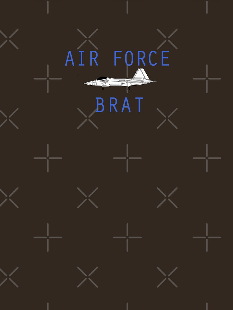 F-22 Air Force Brat by willpate