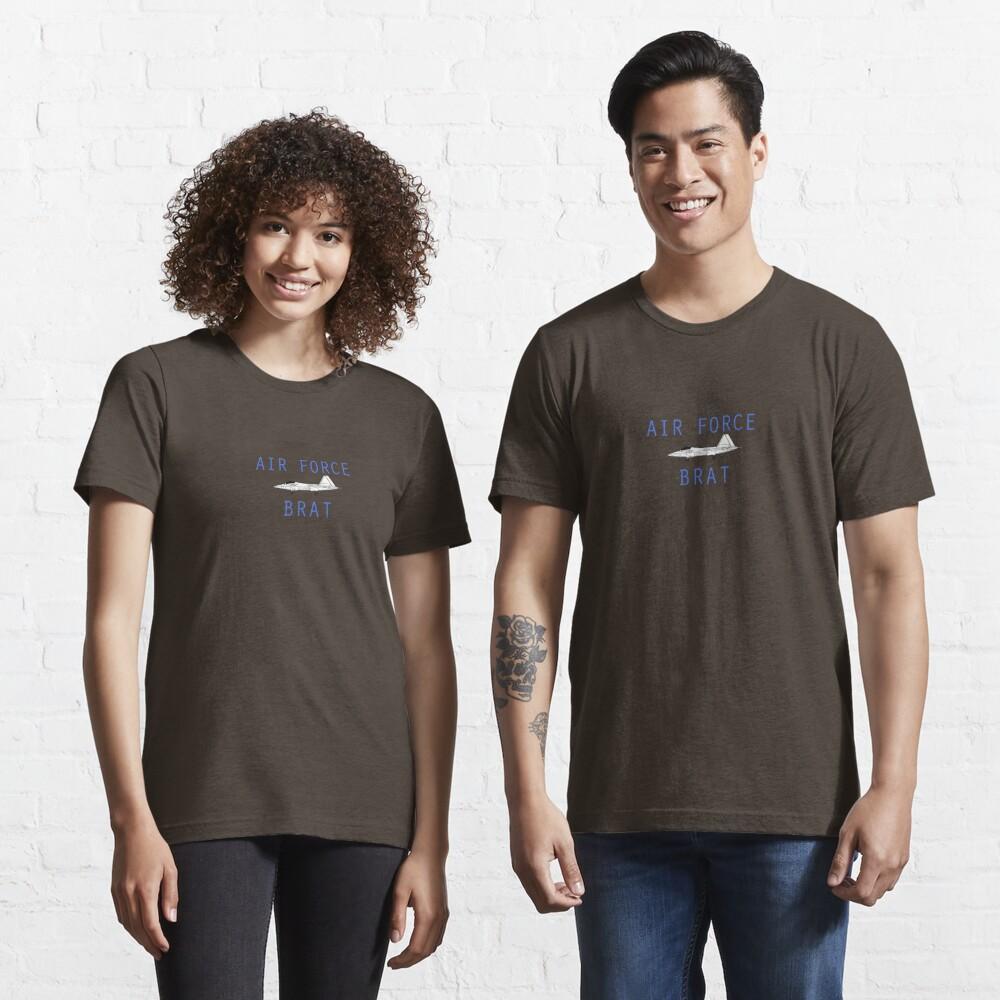 F-22 Air Force Brat Essential T-Shirt