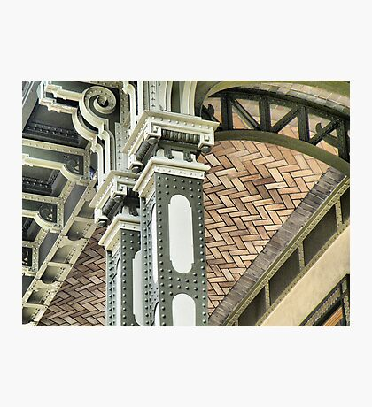 Battery Maritime Building Photographic Print