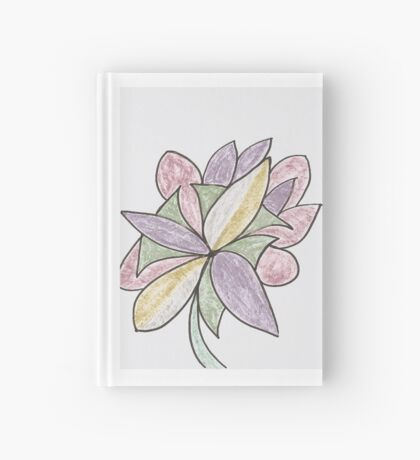 Carnivaled Flowers (a Bouquet of Pastel Colours) Hardcover Journal