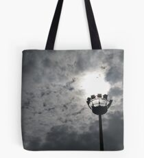 Olympic Torch Tote Bag