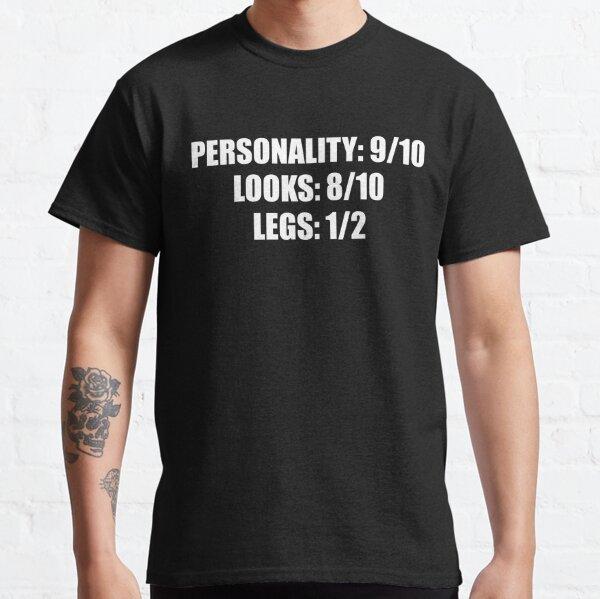 Leg Amputee Joke Classic T-Shirt