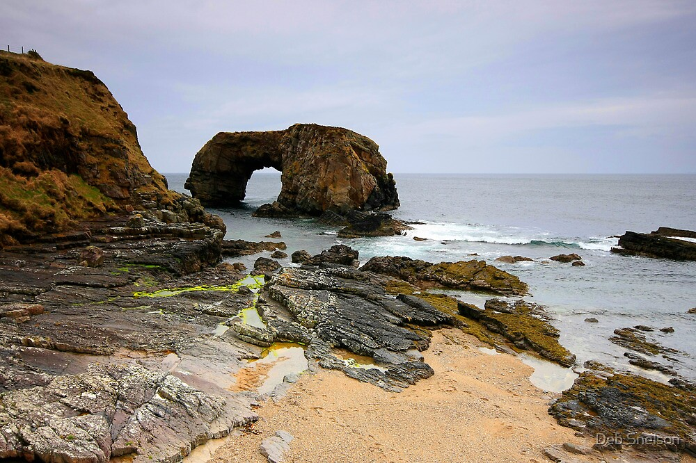 Great Pollet Arch by Deb Snelson