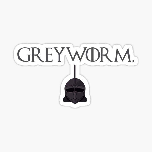 Greyworm Unsullied Sticker