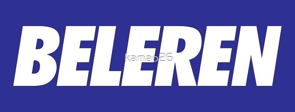 Blue - Beleren by kamao26