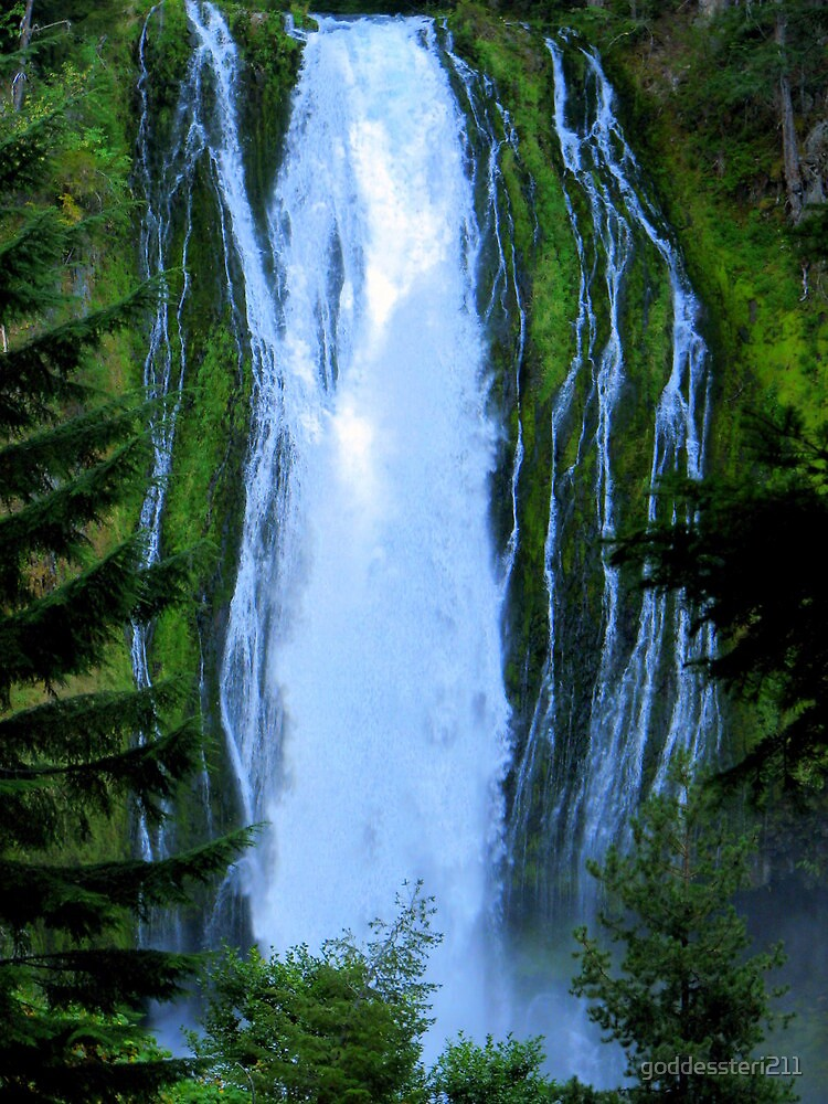 Lamolo falls tree view by goddessteri211
