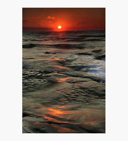 Last Light Photographic Print