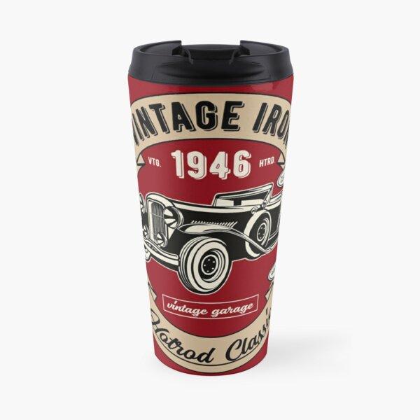 Vintage Deluxe Car Travel Mug