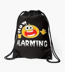How alarming Drawstring Bag