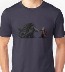 Easy boy.... Unisex T-Shirt