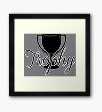 Trophy Framed Print