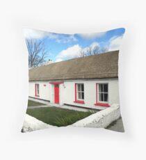 Homestead Donegal Ireland  Throw Pillow