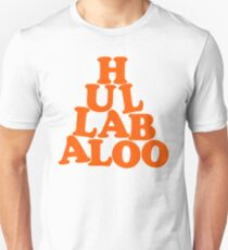 Hullabaloo Retro Dance Party Slim Fit T-Shirt