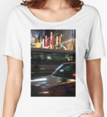 Taxi! Women's Relaxed Fit T-Shirt