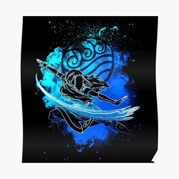 Soul of the Waterbender Sister Poster