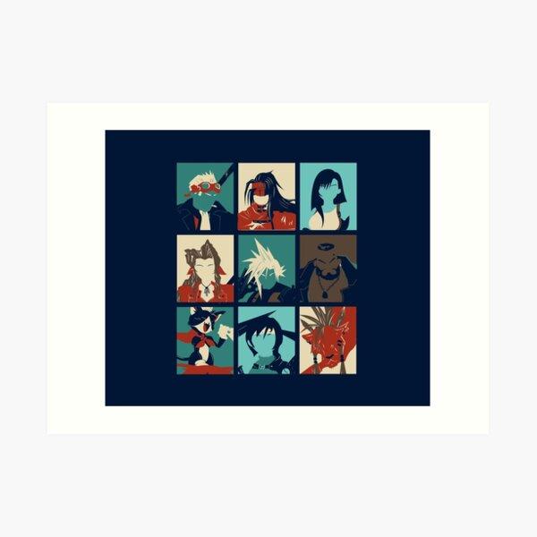Final Pop Art Print