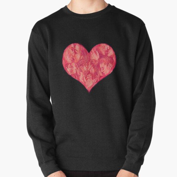 Kiss Pullover Sweatshirt