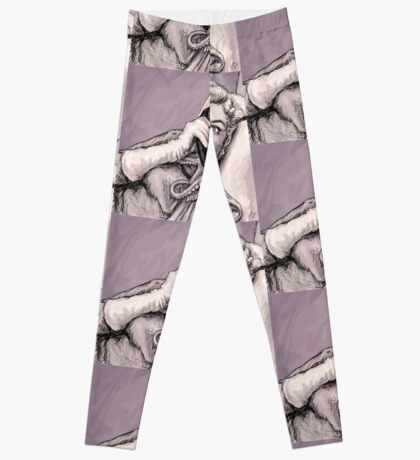 Phone Call of Cthulyn Leggings