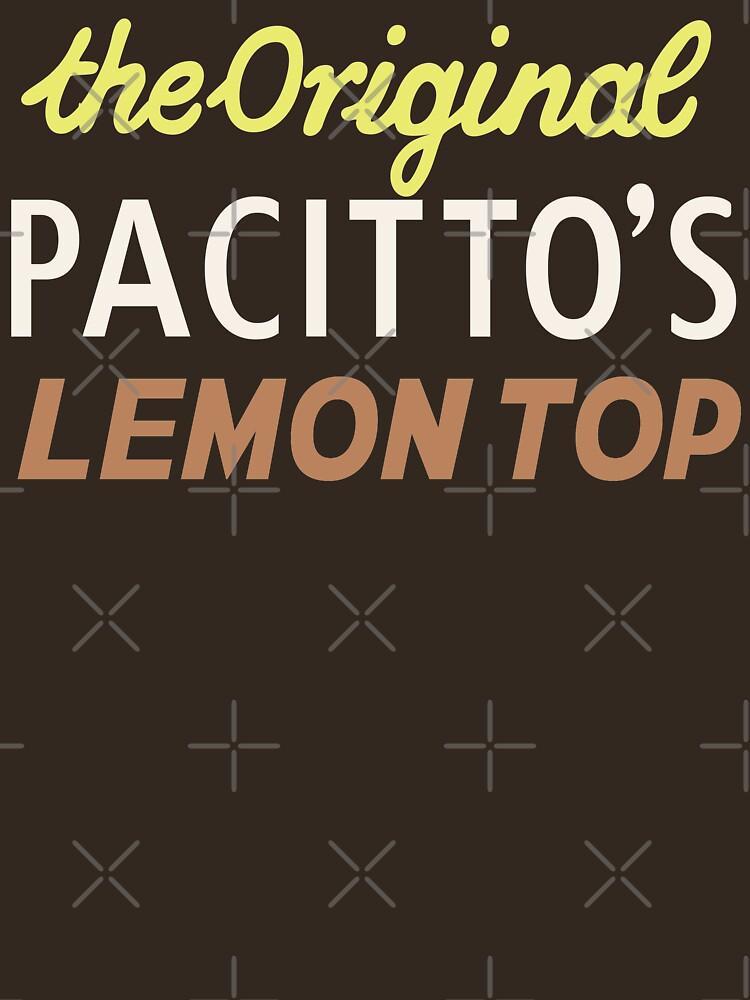 NDVH Pacitto's Lemon Top by nikhorne
