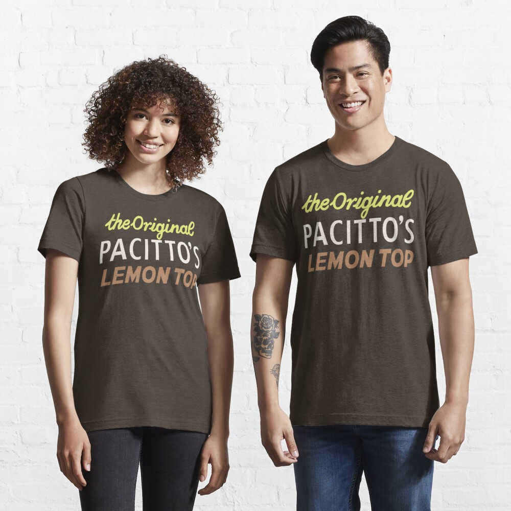 NDVH Pacitto's Lemon Top Essential T-Shirt