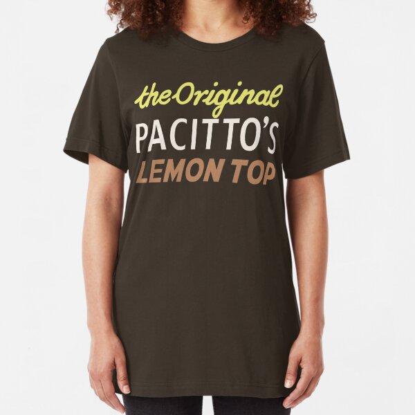 NDVH Pacitto's Lemon Top Slim Fit T-Shirt