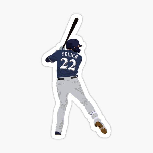 Christian Yelich MVP Sticker