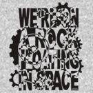 We're On A Rock by KRASH  ❤
